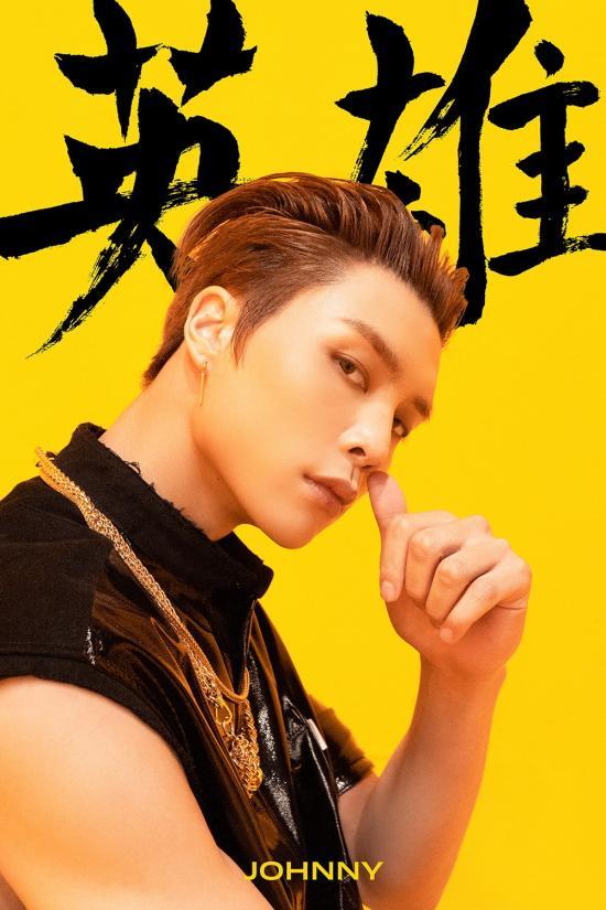 NCT 127成员JOHNNY 正规二辑预告照.jpg