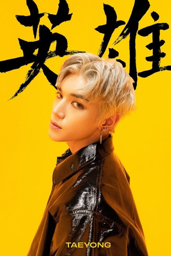 NCT 127成员TAEYONG 正规二辑预告照.jpg
